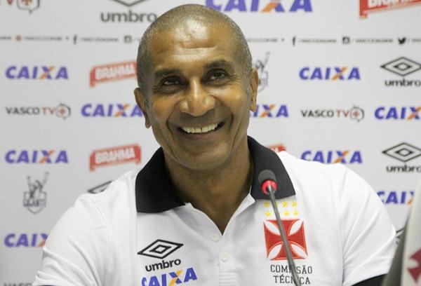 Cristóvão Borges, técnico do Vasco para 2017